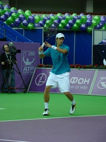St.Petersburg Open-2009: итоги третьего игрового дня: Фото