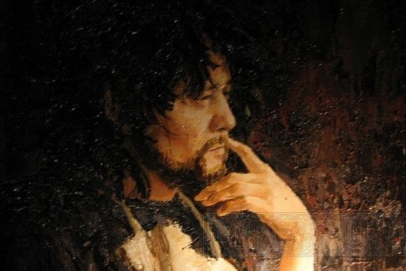 Туман Жумабаев оживил Рембрандта: Фото