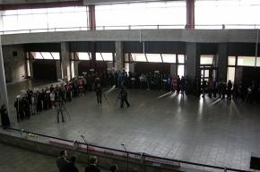 В Петербурге проходит чемпионат по  автомногоборью