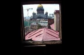 «Крыша мира» - Мекка питерских руферов