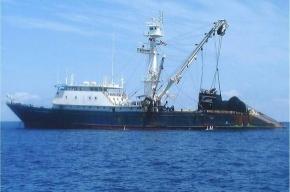 Пираты захватили рыболовное судно с россиянами на борту