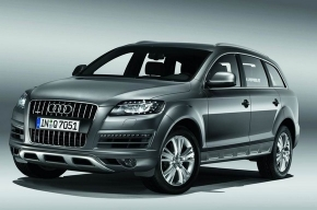 Из автосалона угнали Audi Q7