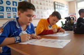 Дети в Московском районе знают правила лучше всех