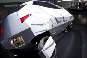 Трехколесный BMW
