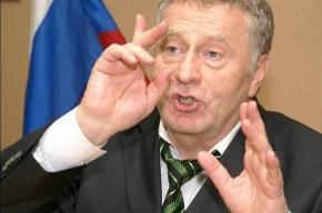 Жириновский обвинил Грызлова в непонимании демократии и потребовал его отставки