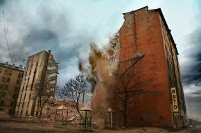 Реконструкция квартала Шкапина – Розенштейна отложена