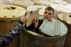 Бизнес по-петербургски: бочки с паром, расшитые валенки и жареные орешки