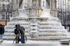 Петербургские фонтаны законсервируют