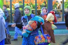 Роспотребнадзор заявил, что мигранты угрожают здоровью петербуржцев
