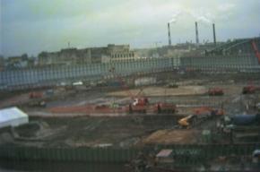 Строительство «Охта центра» теперь можно смотреть он-лайн