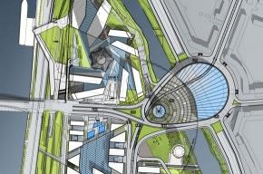 Под проектом питерского небоскреба «затрещал фундамент»?