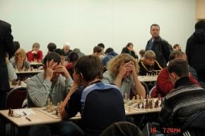 Победителем  международного турнира по шахматам в Петербурге стал россиянин