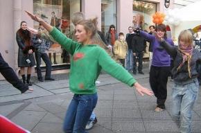 В ДК имени Кирова танцуют «вредный» хип-хоп