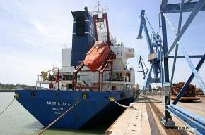 Arctic Sea замер в ожидании у берегов Мальты