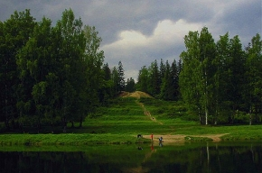 В Шуваловском парке – туристический слет