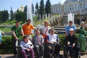 Петербуржцы могут съездить на экскурсию в коляске