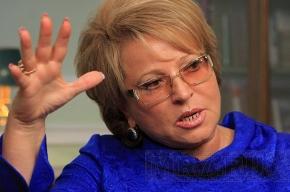 Матвиенко подписала разрешение на строительство «Охта-центра». Поставлена ли точка?