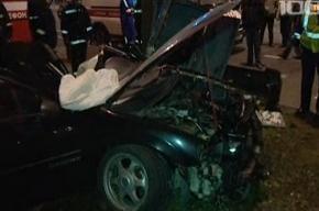 Авария на Комендантском проспекте унесла жизни двух человек
