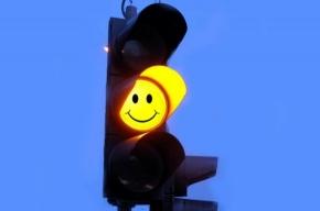 На Невском заменили светофоры