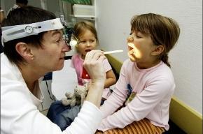 Петербургская школьница болела свиным гриппом, но уже выздоровела