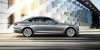 Фоторепортаж: «Официально представлена новая BMW 5-Series»
