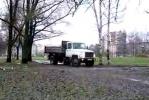 Работники садово-паркового хозяйства испортили дорожки в колпинском сквере: Фоторепортаж