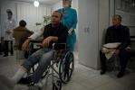 Больница имени Мечникова заполнена пострадавшими с «Невского экспресса»: Фоторепортаж