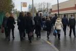 Не убирайте трамвай с Косой линии!: Фоторепортаж