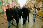 Четверо нацболов все-таки дошли до «Ленэкспо»: Фоторепортаж