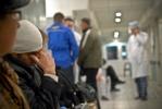 «Всегда боялся летать самолетом - пусть на поезде дольше, но безопаснее...»: Фоторепортаж