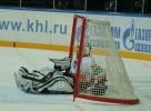 Максим Соколов признан лучшим игроком в матче «Северсталью»: Фоторепортаж