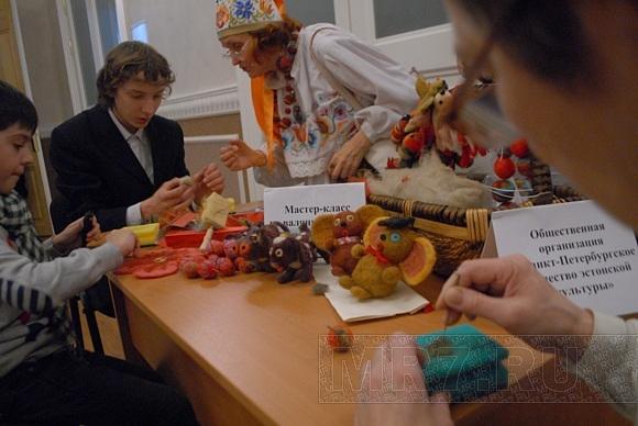 В доме молодежи прошел фестиваль народного творчества «Под одним небом»: Фото
