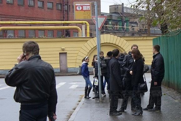 Не убирайте трамвай с Косой линии!: Фото