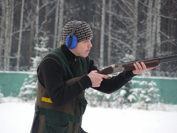 Юные стрелки сдавали экзамены в дисциплинах «трап» и «скит»: Фото