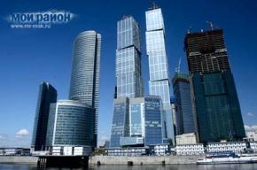 Москва высотная: Наш Манхэттен