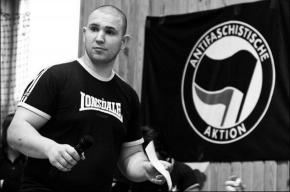 В Москве убили антифашиста