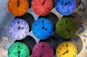Президент предлагает сократить количество часовых поясов в России и отменить переход на летнее время