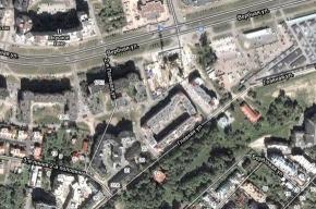 На Главной улице устроили «проходной двор»