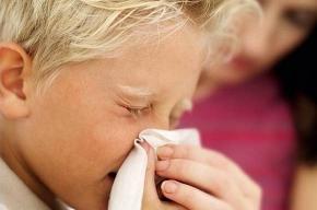 Не пускайте в школу чихающих детей!