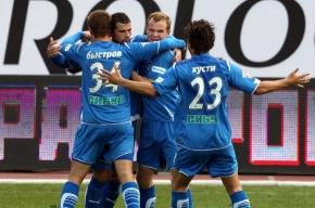 Поздравляем! «Зенит» будет играть в Лиге Чемпионов!