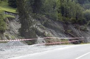 Оползень отрезал горное село в Аджарии от внешнего мира