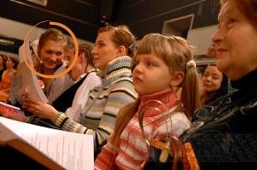 У петербургских семей – своя «Минута славы»