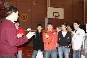 В Красногвардейском районе прошел школьный турнир по дартсу