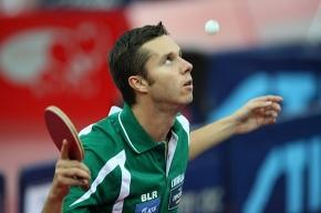 Суперкубок Европы по настольному теннису пройдет в Петербурге