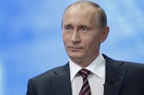 «Разговор с Путиным» состоится в четверг в полдень