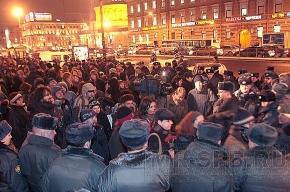 Россия разошлась на «марши»
