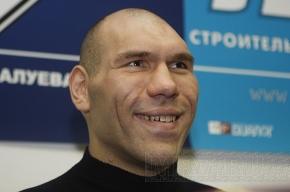 Николай Валуев: «Я замечательно подготовился к поединку»