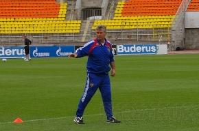 Хиддинк позвал в сборную шестерых зенитовцев
