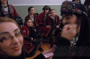 В доме молодежи прошел фестиваль народного творчества «Под одним небом»