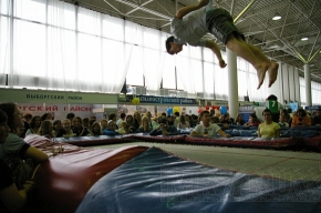 В Петербург съедутся лучшие в мире прыгуны